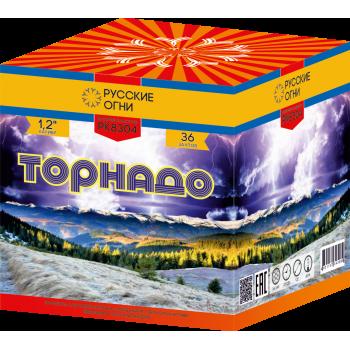 """Батарея салютов """"Торнадо"""" 1,2""""х36"""
