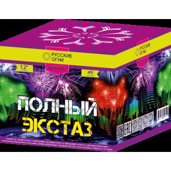 "Батарея салютов ""Полный экстаз"" 1,2""х49"