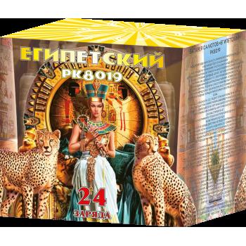 """Батарея салютов """"Египетский"""" 1""""х24"""
