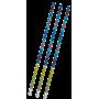 "Римская свеча ""Калейдоскоп"" 0,8""x6 залпов (1 шт.) PK2001"