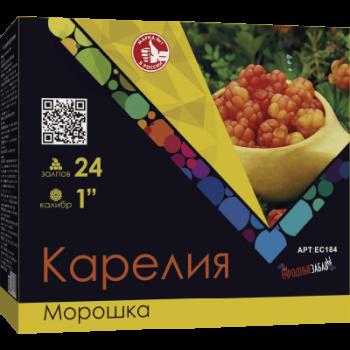 """Батарея салютов """"Карелия"""" 24 х 1,2"""""""