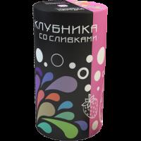 "Фейерверк Фонтан ""Клубника со сливками"" EH106"