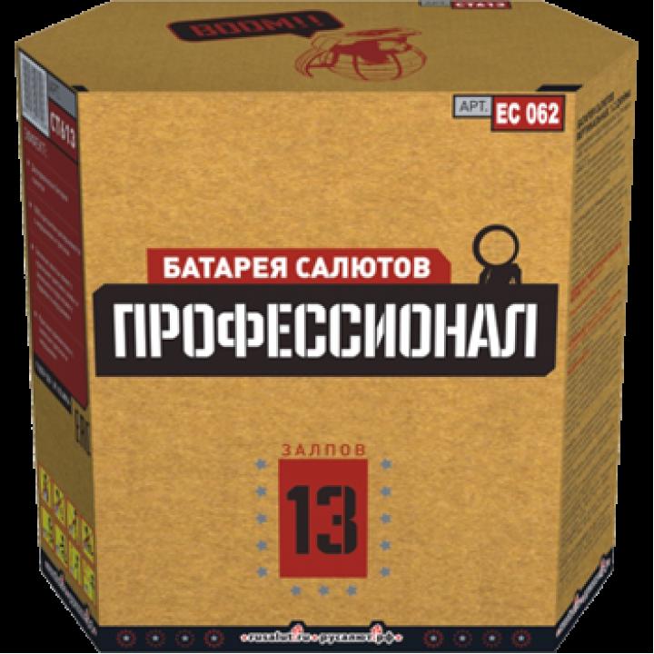 "Батарея салютов ""Профессионал"" 1,2"" х13"