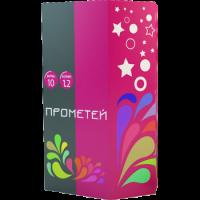 """Батарея салютов """"Прометей"""" 1,2"""" х10  залпов EC292"""