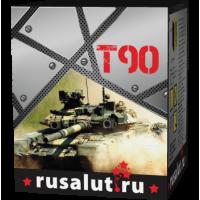 "Батарея салютов ""Т90"" 16 х 1"""