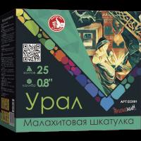 "Батарея салютов ""Урал"" 0,8""х25"