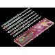 """Огни(свечи) бенгальские цветные """"Волшебные огни"""" 160 мм. (пачка 6 шт.) залпов 160-6"""