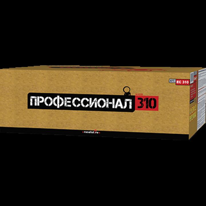 """Батарея салютов """"Профессионал"""" 1,2""""x310 залпов EC310"""