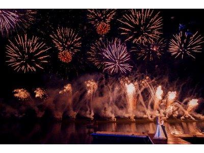 Монреальский фестиваль фейерверков – зрелище необычайной красоты